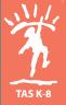 Logo TAS K-8