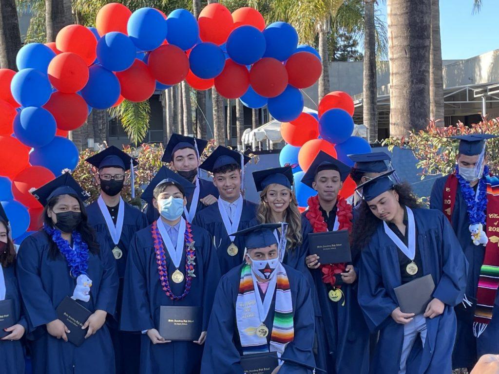 Congratulations to our 2021 Wallis Annenberg High Graduates!